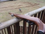Ruger 10/22 Männlicher, Checkered Walnut Stocks Looks Just like Originals From the 1960's NEW IN BOX !!!! - 13 of 17