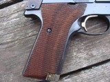 High Standard Supermatic Trophy Military Wow Hamden Ct Made Beauty - 7 of 8