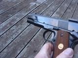 Colt 1911.38 WadcutterMid Range 1961 Pre Series 70 Rare, accurate, fun and cheap to shoot.