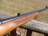 winchester pre 64 model 100 284 excellent cond somewhat rare in this cal. really a very nice gun