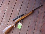 Weatherby Mark XX11 Beauty 22 Auto Exceptionally Nice Condition Selector To Shoot Single Shot