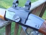 Remington 1100 Magnum Slug Gun With B Square Mount Home Defense , Truck or Deer Gun - 13 of 18