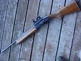 Remington 1100 Magnum Slug Gun With B Square Mount Home Defense , Truck or Deer Gun - 3 of 18