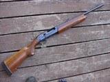 Remington 1100 Magnum Slug Gun With B Square Mount Home Defense , Truck or Deer Gun