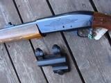 Remington 1100 Magnum Slug Gun With B Square Mount Home Defense , Truck or Deer Gun - 17 of 18