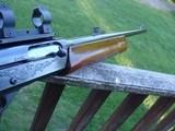 Remington 1100 Magnum Slug Gun With B Square Mount Home Defense , Truck or Deer Gun - 5 of 18