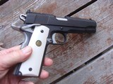Colt 1911 Combat Target Model 40 Corbon series 80