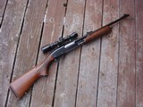 "Remington 20 Ga 870 Wingmaster Factory Slug Gun Not Express, Not Often Found in 20 ga. Home Defense 20"" Barrel"