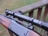 Savage 99F As New Woodsmans Classic With Unertl Falcon Scope Collector Condition .308 - 9 of 16