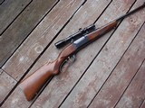 Savage 99F As New Woodsmans Classic With Unertl Falcon Scope Collector Condition .308 - 3 of 16