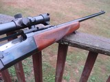 Savage 99F As New Woodsmans Classic With Unertl Falcon Scope Collector Condition .308 - 1 of 16