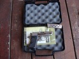 WALTHER PPK/S AS NEW IN BOX BARGAIN 380