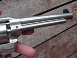High Standard Double 9 Nickel 9 Shot Double Action Revolver UNFIRED !!!! - 4 of 12