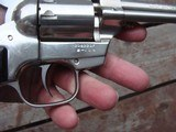 High Standard Double 9 Nickel 9 Shot Double Action Revolver UNFIRED !!!! - 5 of 12