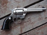 High Standard Double 9 Nickel 9 Shot Double Action Revolver UNFIRED !!!! - 6 of 12