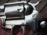 High Standard Double 9 Nickel 9 Shot Double Action Revolver UNFIRED !!!! - 2 of 12
