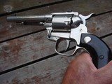 High Standard Double 9 Nickel 9 Shot Double Action Revolver UNFIRED !!!! - 12 of 12