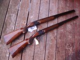 "Winchester 101 28 Ga 28"" barrels Beauty Very Light Use well over 90% cond."