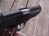 Colt Commanding Officers Model 1911MK!V 1987 Rarely Found Model Near New Safe Queen - 4 of 7