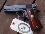 Colt Commanding Officers Model 1911MK!V 1987 Rarely Found Model Near New Safe Queen - 3 of 7