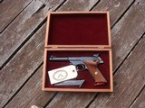 High Standard Supermatic Citation Model 104 Beauty In Presentation Case With Factory Mag - 1 of 16