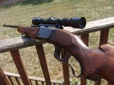 Savage 99 F308 1966 Striking Near Perfect Beauty With Unique Scope One Of The Best Ever!!!! - 7 of 15