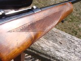 Savage 99 F308 1966 Striking Near Perfect Beauty With Unique Scope One Of The Best Ever!!!! - 4 of 15