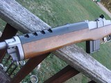 Ruger Mini 14 Stainless Near New Cond. Bargain - 7 of 12