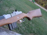 Ruger Mini 14 Stainless Near New Cond. Bargain - 6 of 12