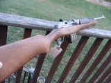 Ruger Mini 14 Stainless Near New Cond. Bargain