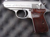 Walther PPK/S As New In Box With All Papers, Lock Extra Mag