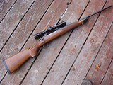 Remington 700 Mountain 280 With Scope Ready To Hunt Very Desirable In 280