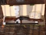 remington 1100 vintage 20 ga skeet sa in box as new 1977 !!!!!!!