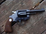 Colt Police Positive UNFIRED 1968 100% Cond. Collector