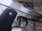 COLT GOLD CUP NATIONAL MATCH SERIES 80 STAINLESS AS NEW WITH 3 MAGS - 5 of 10