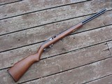 MARLIN MODEL 60 22 SEMI AUTO EXCEPT AS NOTED IN EX COND. HOLDS APPROX 15 ROUNDS 22 LONG RIFLE - 1 of 10