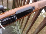 Remington 700 BDL 1969 350 Rem Mag Near New Cond. 1st Year Production 350 Collector !!! - 7 of 14