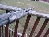 Mossberg 500 12 Ga Camo Turkey Gun As New Cond Ported with extended Turkey Choke - 8 of 8