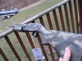 Mossberg 500 12 Ga Camo Turkey Gun As New Cond Ported with extended Turkey Choke - 1 of 8