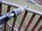 Mossberg 500 12 Ga Camo Turkey Gun As New Cond Ported with extended Turkey Choke - 5 of 8