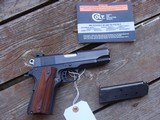 Colt Lightweight Commander Series 80 Near New With Manual Bargain