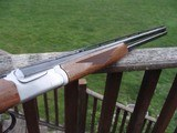 """Ruger 28 Ga Red Label Stainless Near New 26"""" Barrels - 9 of 18"""