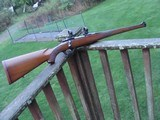 Ruger 77 RSI 243 Mannlicher Vintage 1981 Beauty We have three of these terrific guns all diff calibers - 5 of 9