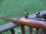 Ruger 77 RSI 243 Mannlicher Vintage 1981 Beauty We have three of these terrific guns all diff calibers - 3 of 9