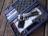 Colt Gold Cup Trophy In Box As New With Papers Stainless