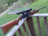 Remington Model 74 Sportsman, 742, 7400 30-06 Excellent Cond with Scope Ready To Hunt Bargain Price
