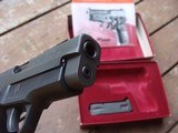Sig 228 West German As New In Box With Manual 9mm Very High Quality - 2 of 9