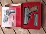 Sig 228 West German As New In Box With Manual 9mm Very High Quality - 1 of 9