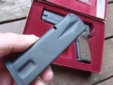 Sig 228 West German As New In Box With Manual 9mm Very High Quality - 6 of 9