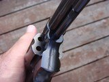 """Smith & Wesson 48 8 3/8"""" Barrel, hard to find, beauty, light use, Ex Cond. 22 magnum revolver - 7 of 9"""